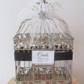 Great Gatsby Wedding Card Holder
