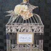 50th Wedding Anniversary/Wedding Card Holder