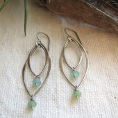 Silver Anneli Earrings
