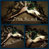 Great Gatsby 1920's Wedding Hanger