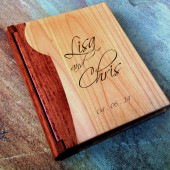 Personalized Wedding Album