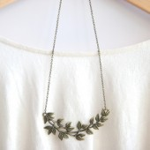 Woodland Branch Necklace