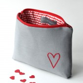 Heart Stitch Bag