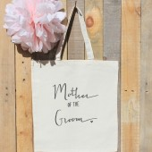 Mother of the Groom Wedding Tote