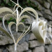 Paper Heart Garland, Book Garland, Garland, Paper Garland, Heart Garland, Wedding Garland, Reception Decor, Wedding Decor, Wedding Garland, Book Themed Wedding