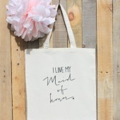 Maid of Honor Bridal Party Gift Bag