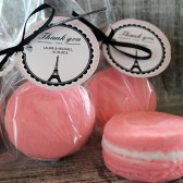 Macaroon Cookie Wedding Soap Favors