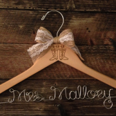 Cowboy Boots Wedding Hanger