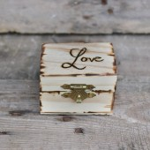 rustic ring bearer pillow box . engagement ring box . marry me proposal box . keepsake box