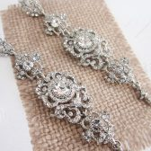 """Marina"" Bridal Chandelier Earrings"