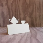 Tea Party Place Card