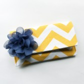 Chevron Clutch Set