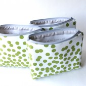Cosmetic Bags with Message