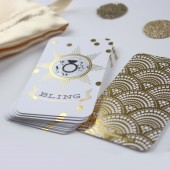 Scratch-off Bridal Shower Game Cards