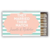 Janelle – Cute Stripes and Frame Matchboxes