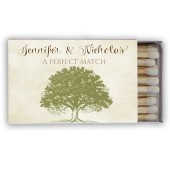 Kelly – Rustic Tree Whimsical Matchboxes