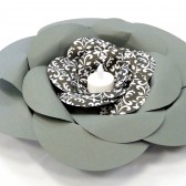 Large Paper Flower Table Decor