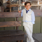 Leo - Ring Bearer Suit