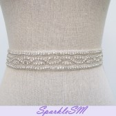 Lexie Bridal Sash