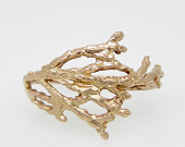 Branch Ring (Rose Gold)