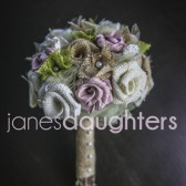 Pink/Lavender Wedding Bouquet