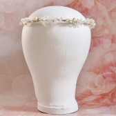 Gold Crystal Wedding Headband
