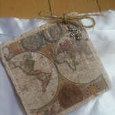 Charmed Coaster!  Comes with charm of your choice!