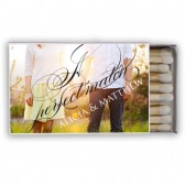 Marie – Photo Fancy Script Matchboxes