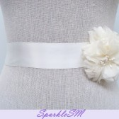 Mattie Bridal Sash