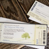 Big Tree Boarding Pass
