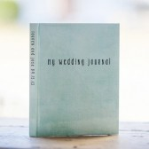 Wedding Journal and Notebook