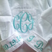 Personalized Bridal Shirt