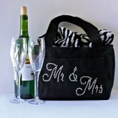 Mr and Mrs Cooler bag
