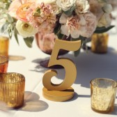 gold table numbers, table numbers, wedding table numbers, wooden table numbers, standing numbers, wooden numbers, gold wedding, table numbers wedding, blush and gold, wedding decor, table signs