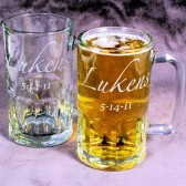 Personalized Beer Steins, Gifts for Groomsmen