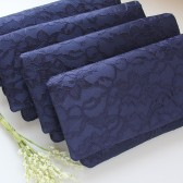 Navy Blue Amelia Clutches