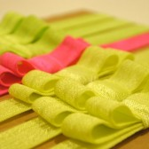 Bridesmaid/Bachelorette Gifts // Neon Headband Sets