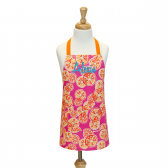 Orange and Pink Apron