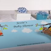 Baby Shower Guest Book Poster, Guest Book Alternative, Baby Shower Gift