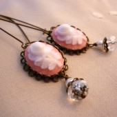 Soft Pink Cameo