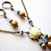 Dreamy Pastel Jewelry Set