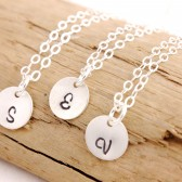 Bridesmaid Gift Set of 2 to 10 Necklaces