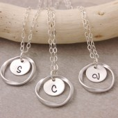 Personalized Eternity Necklace