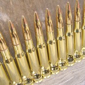 Brass 50 Caliber Bottle Openers
