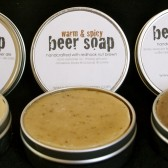 beer soap collection