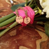 Bouquet Penny Charms {Keepsake & Memorial}