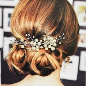Paris Bridal Hair Comb