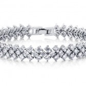 Paige Wedding Bracelet