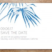 Palma Printable Save The Date