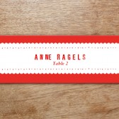 Papelo Printable Place Card